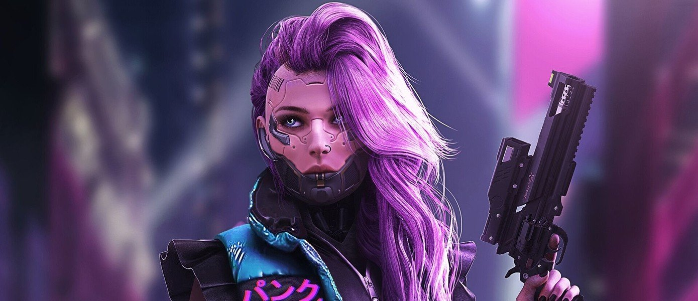 Опубликован новый трейлер Cyberpunk 2077