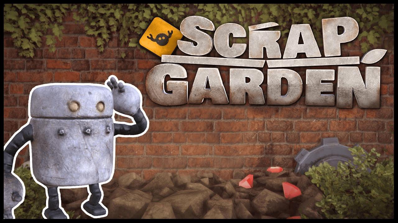 Халява дня Scrap Garden бесплатна в Steam